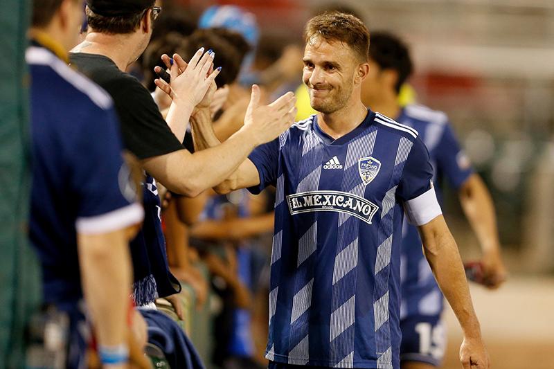 Juan P. Caffa, Fresno FC