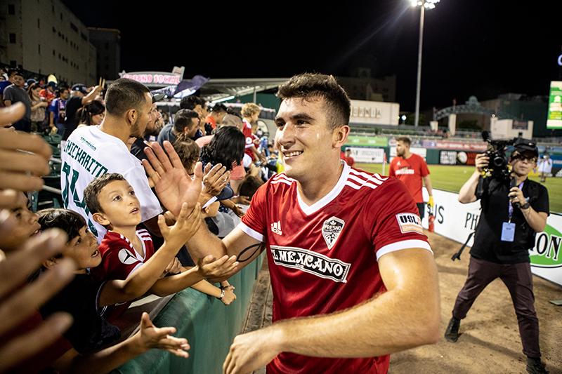 Ramon Del Campo, Fresno FC